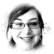 halftone selfie 3